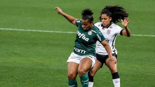 Assistir Palmeiras x Corinthians AO VIVO Paulistão Feminino