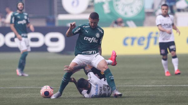 Palmeiras, Dérbi, CBF
