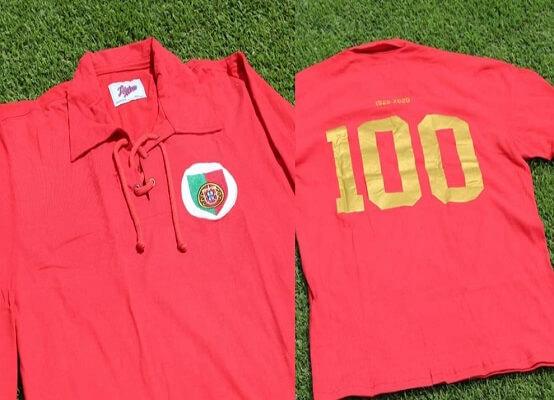 2020 é o ano do centenário da Portuguesa de Desportos (Foto: Divulgação/ Facebook oficial Associação Portuguesa de Desportos)