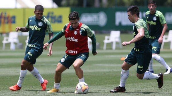 Provável escalação Palmeiras Delfín Libertadores