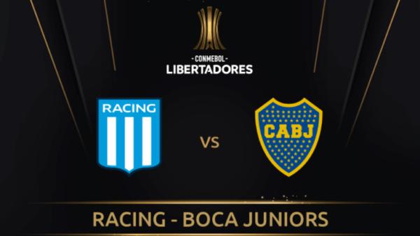 racing x boca juniors assistir ao vivo copa libertadores