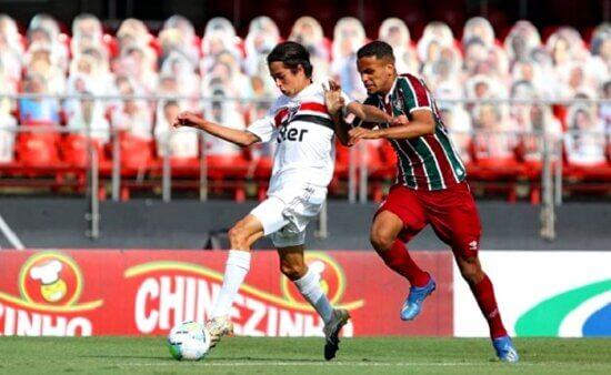 Assista Fluminense x São Paulo AO VIVO pela semifinal do Brasileirão Sub-17 (Foto: Rubens Chiri/ Site oficial do São Paulo FC/ saopaulofc.net)