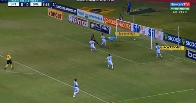 Sport x Grêmio gols