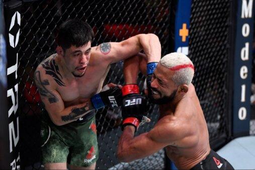 UFC 256 Brandon Moreno