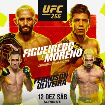 UFC 256 resultados