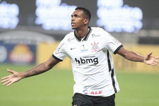 último gol Jô Corinthians fim do jejum