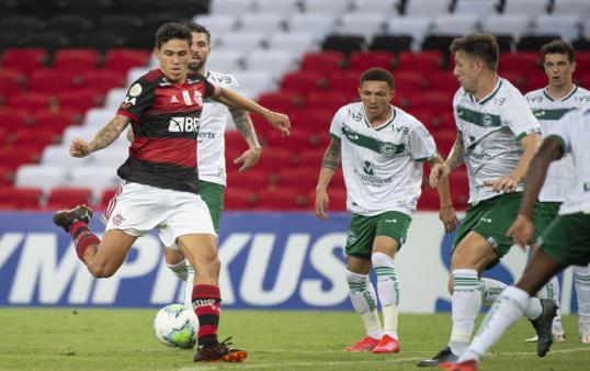 Goiás x Flamengo: como chegam, prováveis escalações, desfalques, arbitragem, retrospecto e onde assistir AO VIVO na TV e online (Foto: Alexandre Vidal/ Flamengo)