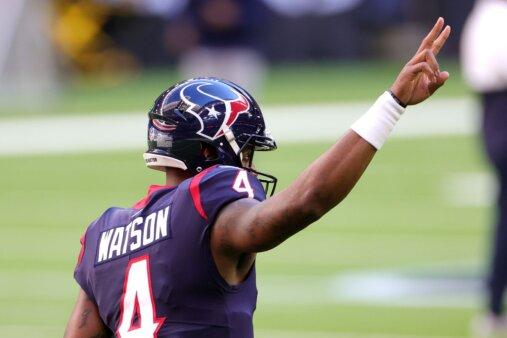 Deshaun Watson pede para ser trocado