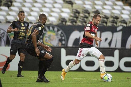 Flamengo x Ceará AO VIVO: onde assistir na TV e online ao jogo do Campeonato Brasileiro (Foto: Alexandre Vidal/ Reprodução/ Flickr oficial do Flamengo)