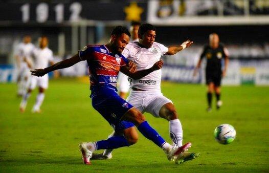 Fortaleza x Santos AO VIVO: onde assistir na TV e online ao jogo do Brasileirão (Foto: Ivan Storti/ Reprodução/ Flickr oficial do Santos FC)