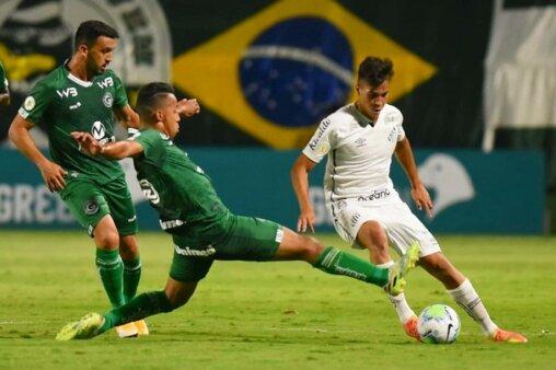 Santos x Goiás AO VIVO: onde assistir na TV e online ao jogo do Brasileirão (Foto: Ivan Storti/ Reprodução/ Flickr oficial do Santos FC)
