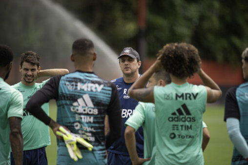 Flamengo desfalques