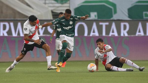 River Plate, Palmeiras
