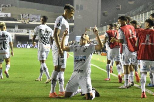 Santos, Libertadores