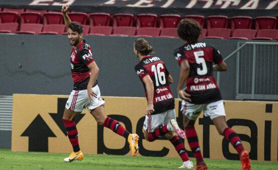 Flamengo - Pepê
