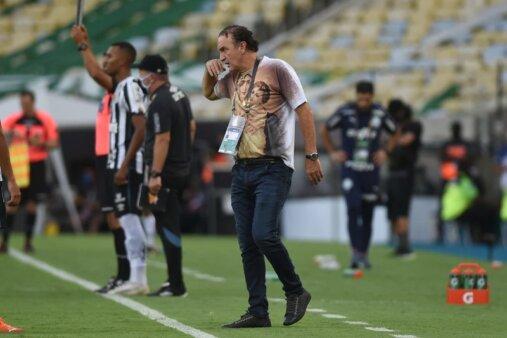 Cuca, Santos
