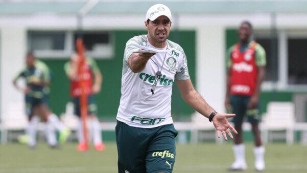 Palmeiras irá encarar o River.