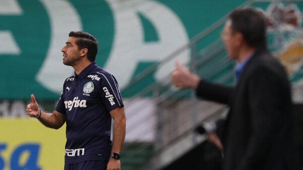 Abel Ferreira Palmeiras x Vasco