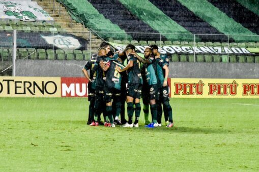 América-MG Chapecoense Série B chances de acesso