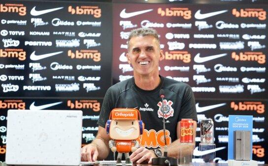 Aproveitamento Corinthians Vagner Mancini