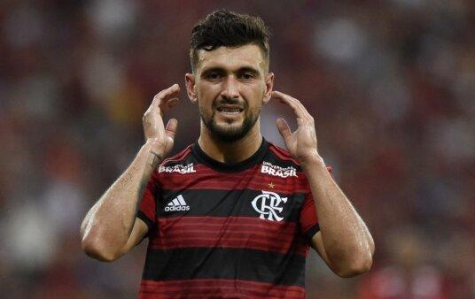 Flamengo arrascaeta