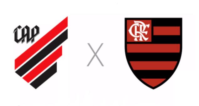 Athletico-PR x Flamengo ao vivo