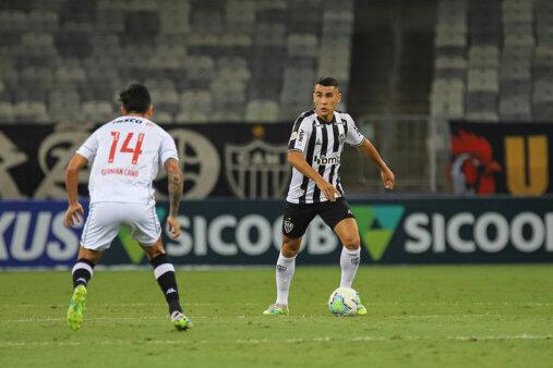 Vasco encara o Atlético-MG.