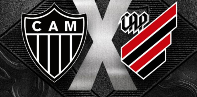 Atlético x Athletico-PR