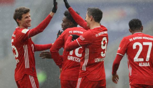 Bayern de Munique escalação