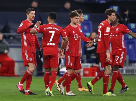 Bayern escalação