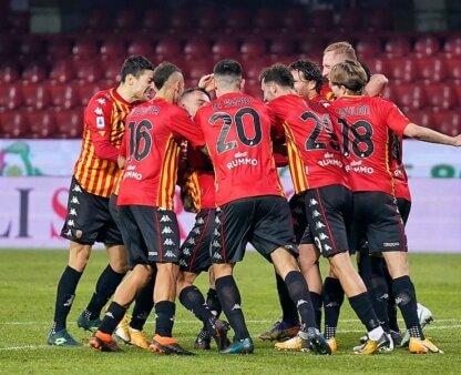 Benevento x Milan guia