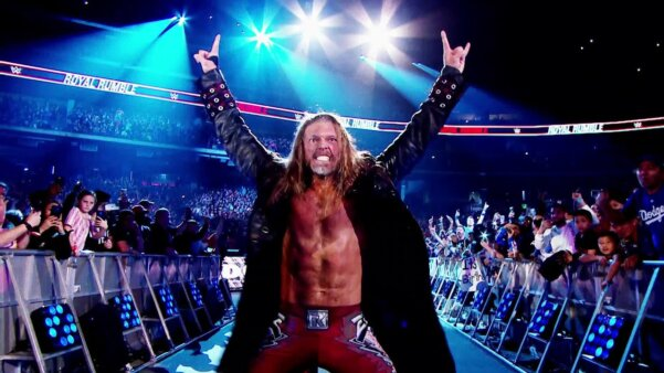 Card final Royal Rumble 2021