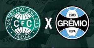 Coritiba x Grêmio ao vivo