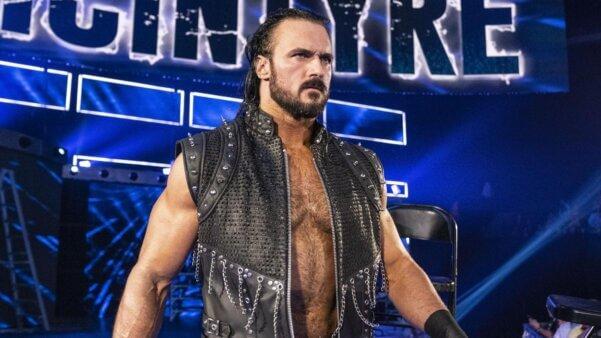 Drew McIntyre WWE Covid-19
