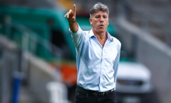 Renato Gaúcho no Grêmio