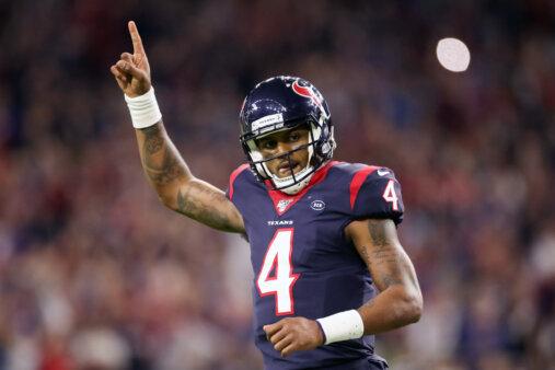 Uma das grandes histórias da offseason deve ser a insatisfação de Deshaun Watson com o Houston Texans e se o quarterback vai pedir para ser trocado ou não - ele se mostrou insatisfeito com a franquia e rumores sobre sua saída de Houston surgiram.