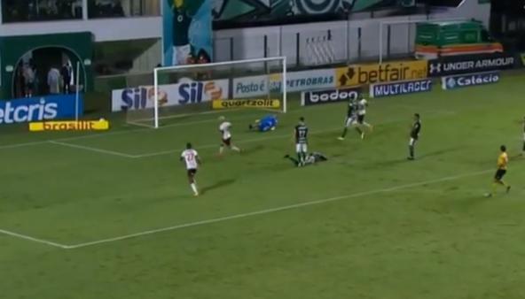 Goiás x Flamengo gols