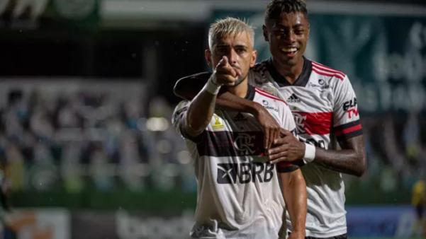 Goiás x Flamengo melhores momentos