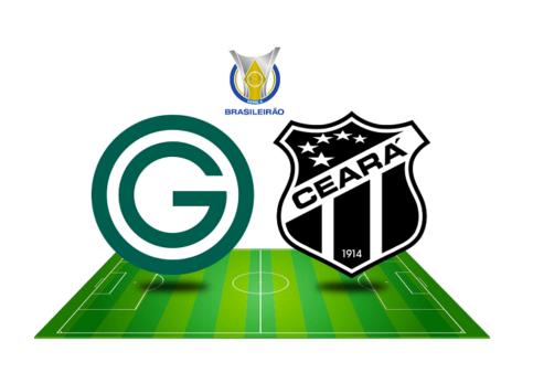 Goiás x Ceará AO VIVO: onde assistir na TV e online ao jogo da 31ª rodada do Brasileirão (Reprodução/ Arte: Adriano Oliveira)