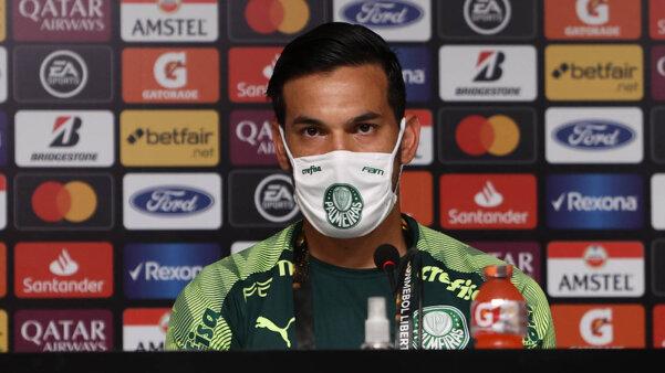 Gómez projetou final da Libertadores.