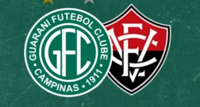 Guarani x Vitória: saiba como assistir o jogo AO VIVO na TV
