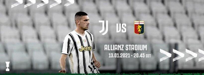Juventus x Genoa guia