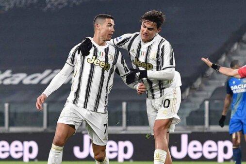 Juventus escalação