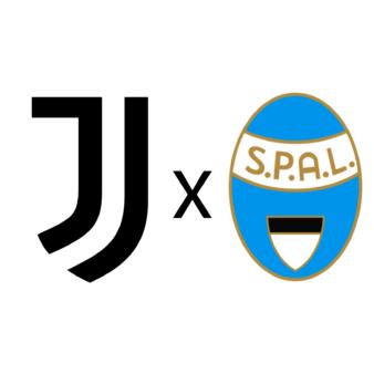 Juventus x Spal