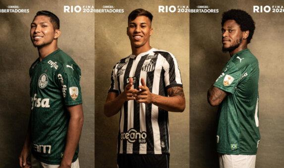 Libertadores, artilharia