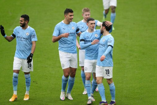 Manchester City x Crystal Palace guia