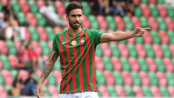 Rodrigo Pinho negocia transferência para o Benfica