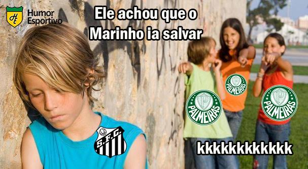 Santos perdeu final da Libertadores.