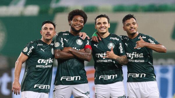 Palmeiras ranking mundial clubes do Brasileirão