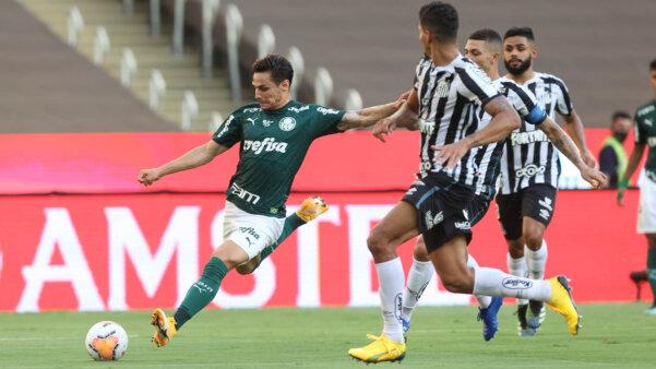 Palmeiras x Santos SBT